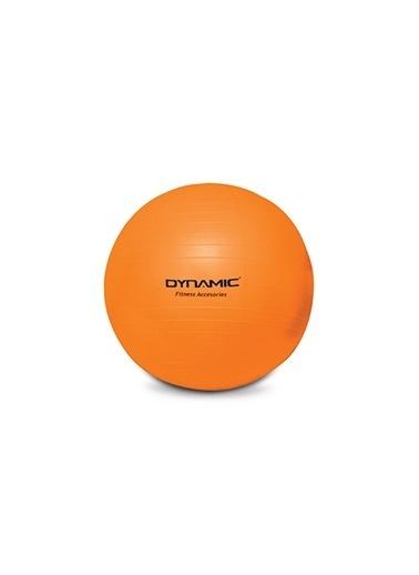Dynamic Dynamic 20C001 Aparatlı Patlamaz 20 Cm  Fitness Topu Altın
